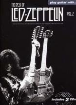 Led Zeppelin - Play Guitar With - Best Of Vol.2 + 2 Cd - Guitare Tab