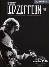 Led Zeppelin - Play Bass With - Best Of Vol.1 + 2 Cd