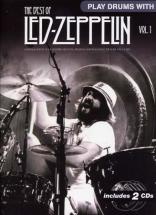 Led Zeppelin - Play Drums With - Best Of Vol.2 + 2 Cd