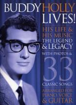 Holly Buddy Lives ! With Photos & 33 Classic Songs Pvg