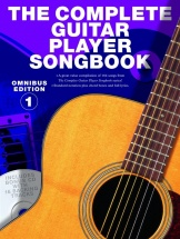 The Complete Guitar Player Songbook Omnibus Edition 1 Book+cd - Melody Line, Lyrics And Chords