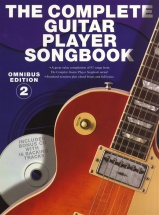 The Complete Guitar Player Songbook Omnibus Edition Book 2 Mlc Book/ - Melody Line, Lyrics And Chord