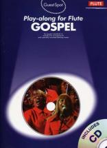 Guest Spot For Flute - Gospel + Cd