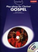 Guest Spot Gospel + Cd - Clarinette
