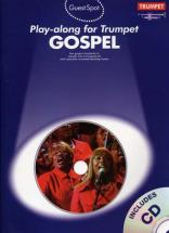 Guest Spot For Trumpet - Gospel + Cd