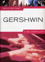 Gershwin George - Really Easy Piano