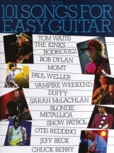 101 Songs For Easy Guitar Book 8 - Melody Line, Lyrics And Chords