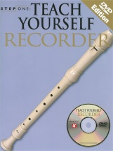 Step One - Teach Yourself Recorder Dvd Edition + Cd/dvd - Recorder