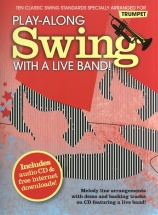 Play-along Swing With A Live Band! - Trumpet