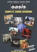 Oasis - Complete Chord Songbook Revised Edition 2009