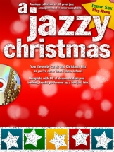 A Jazzy Christmas + Cd - Tenor Saxophone