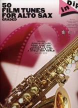 Dip In 50 Film Tunes For Graded Alto Sax
