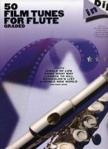 Dip In 50 Film Tunes For Graded Flute