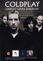 Coldplay - Complete Chord Songbook