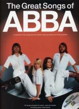 Abba - Great Songs Of + Cd - Pvg