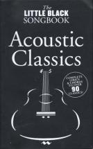 Little Black Songbook - Acoustic Classics