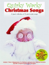 Quirky Wacky Christmas Songs Pvg + Dvd - Pvg