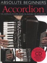 Absolute Beginners Accordion + Cd - Accordion