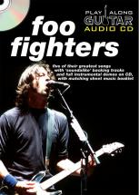 Play Along Guitar Audio Cd : Foo Fighters - Guitare Tab