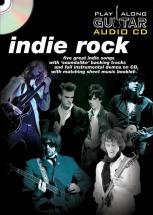 Play Along Guitar Audio Cd : Indie Rock - Guitare Tab