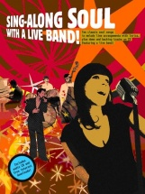 Sing-along Soul With A Live Band Vce + Cd - Melody Line, Lyrics And Chords