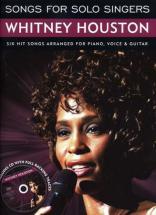 Houston Whitney - Songs For Solo Singers + Cd - Pvg