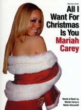 Carey Mariah - All I Want For Christmas Is You Single Sheet - Pvg