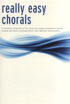 Really Easy Chorals Book Only Edition - Unison Voice