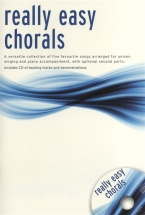 Really Easy Chorals + Cd - 2-part Choir