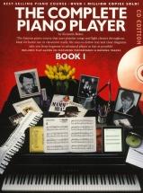 Complete Piano Player Book 1 + Cd - Piano Solo