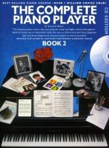 Complete Piano Player Book 2 + Cd - Piano Solo