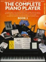 Complete Piano Player Book 3 + Cd - Piano Solo