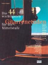 Kappel H. - Die 44 Wichtigsten Gitarrenetuden + Cd