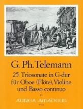 Telemann G.p. - Triosonate In G-dur Twv 42:g8