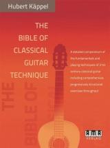 Käppel H. - The Bible Of Classical Guitar Technique