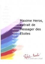 Amiot J.c. - Maxime Heros, Extrait De Messager Des Etoiles