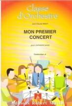 Amiot J.c. - Mon Premier Concert