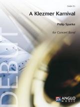 Sparke Philip - A Klezmer Karnival - Concert Band