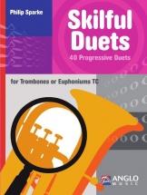 Skillfull Duets For Trombones Or Euphoniums