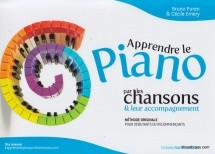 Puren B., Emery C. - Apprendre Le Piano Par Les Chansons