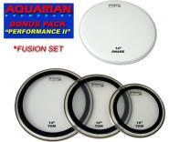 Aquarian Pack Performance Ii - Fusion Set