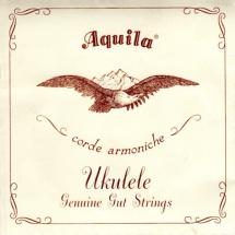 Aquila Aquila Cordes 43u Banjolele Boyau Veritable