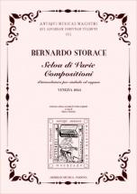 Storace Bernardo - Selva Di Varie Compositioni D