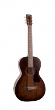 Art and Lutherie Aandl Roadhouse Bourbon Burst - Parlor Avec Housse