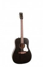 Art and Lutherie Aandl Americana Faded Black - Dreadnought