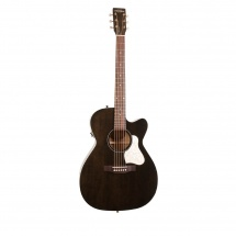 Art and Lutherie Legacy Faded Black Cw Qit