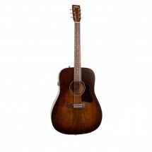 Art and Lutherie Americana Bourbon Burst Qit Dreadnought