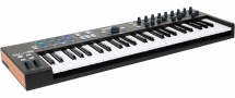 Arturia Keylab Essential 49 Touches Black Edition