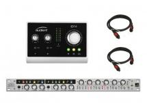 Audient Id14 + Asp800 + 2 Cables Optiques Klotz