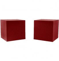 Auralex Acoustics Cornerfill Cubes Bordeaux